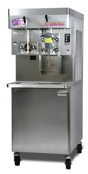 Stoelting SU444 Ultra High Capacity Pressurized CAB Combination Soft-Serve Ice Cream / Shake Freezer