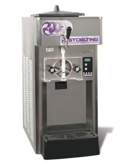 Stoelting F111 Medium Capacity Single Cylinder Counter-Top Gravity Soft-Serve Ice Cream or Frozen Yogurt Freezer
