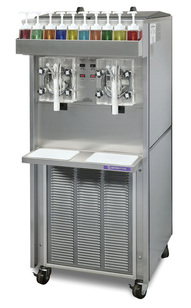Stoelting SO328 High Capacity Compact Two Cylinder Frozen Beverage Milkshake or Slush Freezer