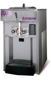 Stoelting O111 High Capacity Counter-Top Gravity Soft-Serve Ice Cream Or Frozen Yogurt Freezer
